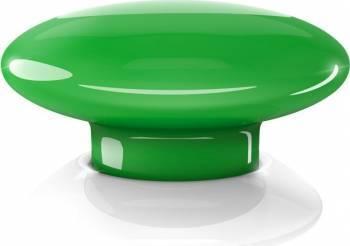 Buton multi-controller Fibaro Verde Kit Smart Home si senzori