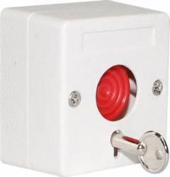Buton panica cu cheie ND-EB01 Alb Accesorii alarme
