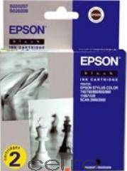 Cartus Epson Double Pack Negru Stylus Color 740 760 800 850 860