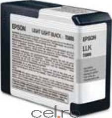 Cartus Epson C13T605700 Light Black 110 ml Stylus Pro 4800 4880