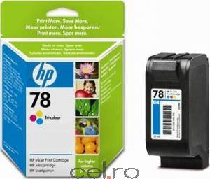 Cartus Hp 78 Large Tri-colour