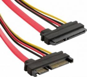 Cablu 4World HDD 50cm Negru Cabluri Componente