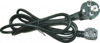 Cablu Alimentare Gembird 1.8m conector 90 grade Cabluri Periferice