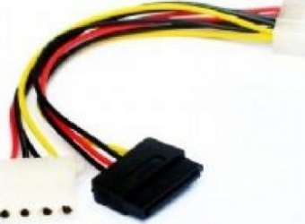 Cablu Alimentare Gembird Molex - Molex sau SATA Cabluri Componente