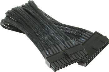Cablu Alimentare placa de baza NZXT 24 pin 25cm Negru Cabluri Componente