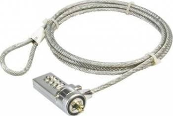 Cablu antifurt laptop Logilink NBS002