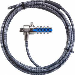 Cablu antifurt Targus Defcon CL PA410E Accesorii Diverse