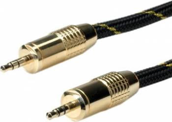 Cablu audio Roline Jack 3.5mm T-T 10m Cabluri Audio