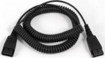Cablu Beltronics spiralat tip mufa telefon Detectoare radar si alarme