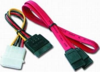 Cablu Date Gembird S-ATA 48cm - S-ATA 15cm