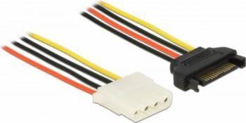 Cablu de alimentare SATA la Molex T-M 30cm Cablu
