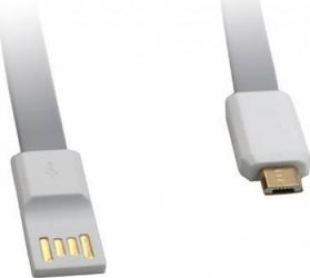 Cablu de date Vojo iTrim 2 Micro USB 1.2m Gri