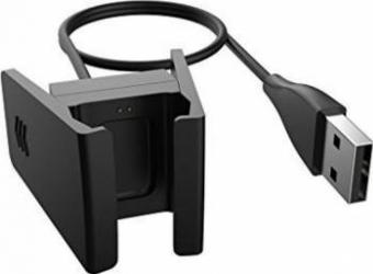 Cablu de incarcare OEM Fitbit Charge 2, Negru Accesorii Smartwatch