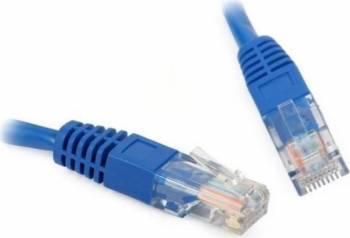 Cablu de retea OEM high speed CAT6 LAN UTP RJ45 10m PC-HUB Albastru Cabluri Retea