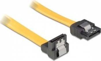 Cablu Delock ATA II 50cm Galben Cabluri Componente