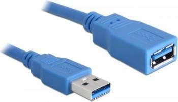 Cablu Delock Extensie USB 3.0 T-M 2m Cabluri Periferice