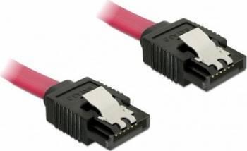 Cablu Delock SATA3 cu fixare 10m Cabluri Componente