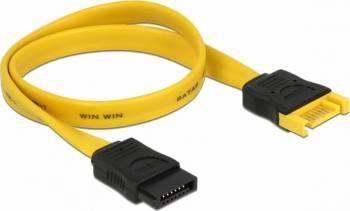 Cablu Extensie Delock SATA3 T-M 30cm Cabluri Componente