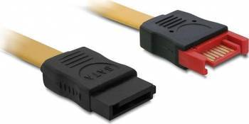 Cablu extensie Delock SATA 6 Gbs 100cm Cabluri Componente