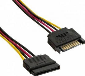 Cablu extensie HDD 4World 14 pin SATA 20cm Cabluri Componente