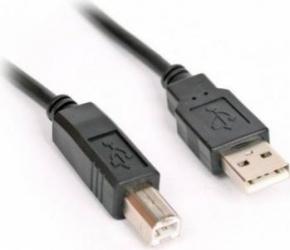 Cablu Extensie Omega USB 2.0 AM - BM 3m Cabluri Periferice