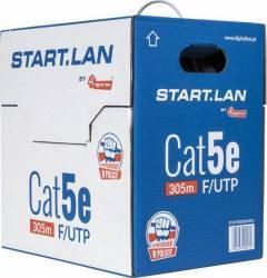 Cablu FTP DigitalBox Start.Lan Cat. 5e 305m Gri Cabluri Retea