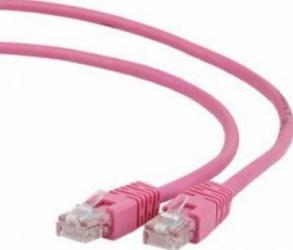 Cablu FTP Gembird Cat.6 3m Roz Cabluri Retea