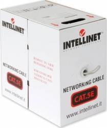 Cablu FTP Intellinet cat 5E 305 m Stranded 26 AWG Cabluri Retea