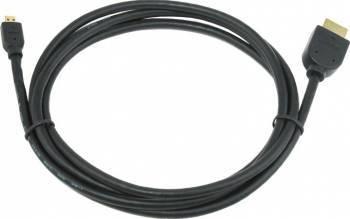 Cablu Gembird HDMI v.1.3 A-D microHDMI Tata-Tata 1.8m