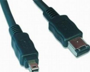 Cablu Gembird IEEE 1394 6P-4P 5m Cabluri Periferice