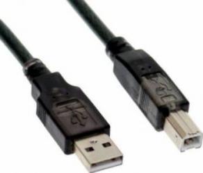 Cablu Goobay pentru imprimanta USB-A la USB-B 1.8m