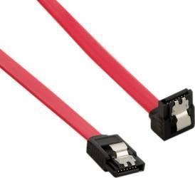 Cablu HDD 4World SATA 3 60cm Rosu