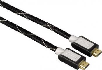 Cablu Hama HDMI la HDMI 1.5m High Speed