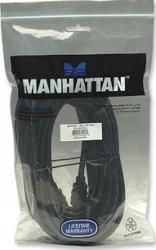 Cablu HDMI Manhattan HDMI- MaleHDMI-Male 10 m Cabluri TV