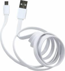 Cablu de Date Tellur microUSB 1m Plat Cabluri telefoane mobile