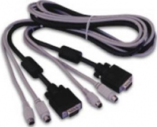 Cablu KVM DLink 3m pt DKVM-440 450 Accesorii KVM