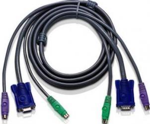 Cablu KVM Aten 2L-1003PC PS2 3m Accesorii KVM