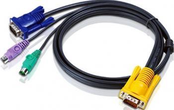 Cablu KVM Aten 2l-5201P 1.2M Accesorii KVM