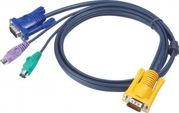 Cablu KVM Aten 2l-5203P 3M