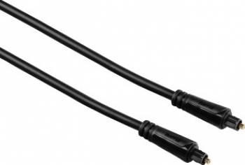 Cablu optic audio Hama ODT 5S 1.5m Aurit Cabluri Audio