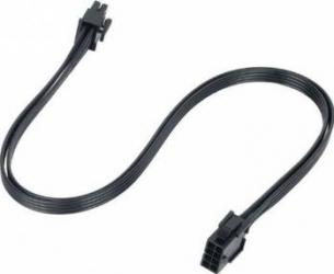 Cablu Orico 8-pin ATX Male - 8-pin ATX Female 50cm Negru