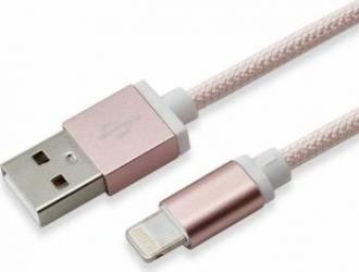 Cablu SBOX IPH7 USB M 1.5m Rose-Gold Cabluri telefoane mobile