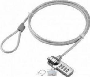 Cablu Securitate Goobay Lock 1.5m 93038