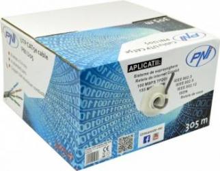 Cablu UTP PNI CAT5e PNI-U05 305m Accesorii Camere Supraveghere