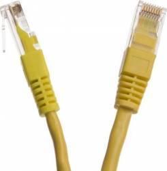 Cablu UTP DigitalBox Start.Lan Cat. 5e 1m Galben