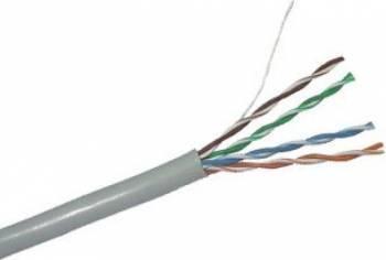 Cablu UTP DigitalBox Start.Lan Cat. 5e 305m CCA Gri