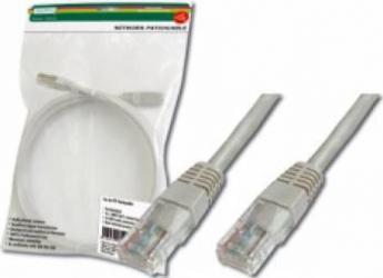 Cablu UTP Digitus Cat. 5e 20m Gri