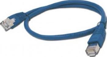 Cablu UTP Gembird cat. 5E 5m Albastru Cabluri Retea