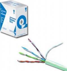 Cablu UTP GEMBIRD cat 5E cupru rola 305m Cabluri Retea