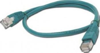 Cablu UTP Gembird cat. 5E 1m Verde Cabluri Retea